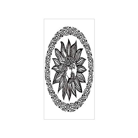 Película decorativa para ventana de privacidad/diseño de tatuaje ...
