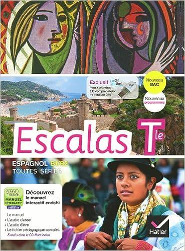 Amazon In Buy Escalas Espagnol Terminale Ed 2012 Livre De