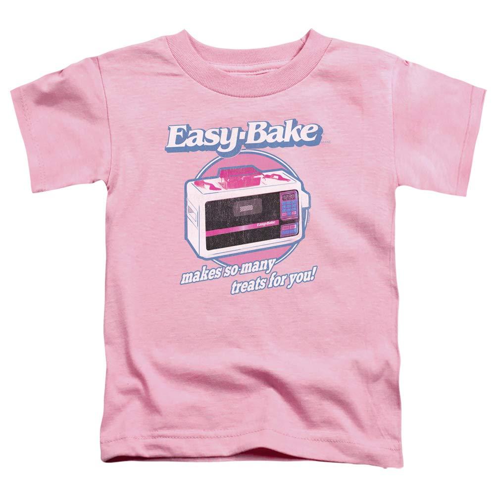 Easy Bake Oven Treats Unisex Toddler T Shirt for Boys and Girls