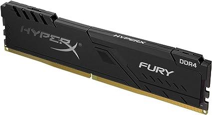 HyperX Fury 16GB 2666MHz DDR4 CL16 DIMM  Black XMP Desktop Memory Single Stick HX426C16FB316 at Kapruka Online for specialGifts