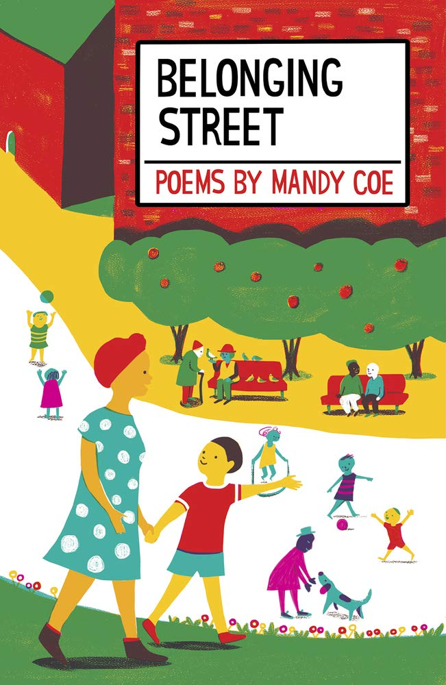 Belonging Street: Poems: Amazon.es: Coe, Mandy: Libros en idiomas extranjeros