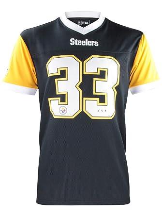 New Era NFL Tri Colour T-Shirt Supporters Collection Tee NFL Jersey Trikot  Shirt American Football Streetwear  Amazon.de  Bekleidung 0de0e09ef