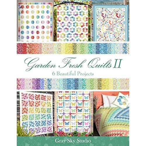in The Beginning Garden Delights 2 Garden Fresh Quilts Book 2