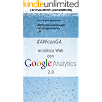 #AWCONGA : ANALÍTICA WEB CON GOOGLE ANALYTICS 2.0