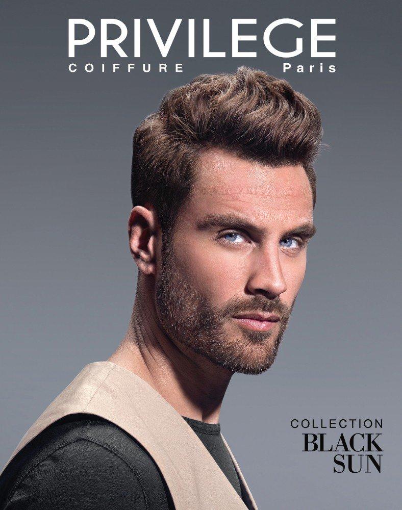 Privilège Acconciatura Album Men Black Sun 9782956123217