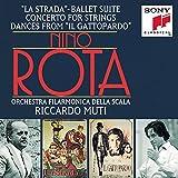 "Rota: ""La Strada"" - Ballet Suite, Concerto for"