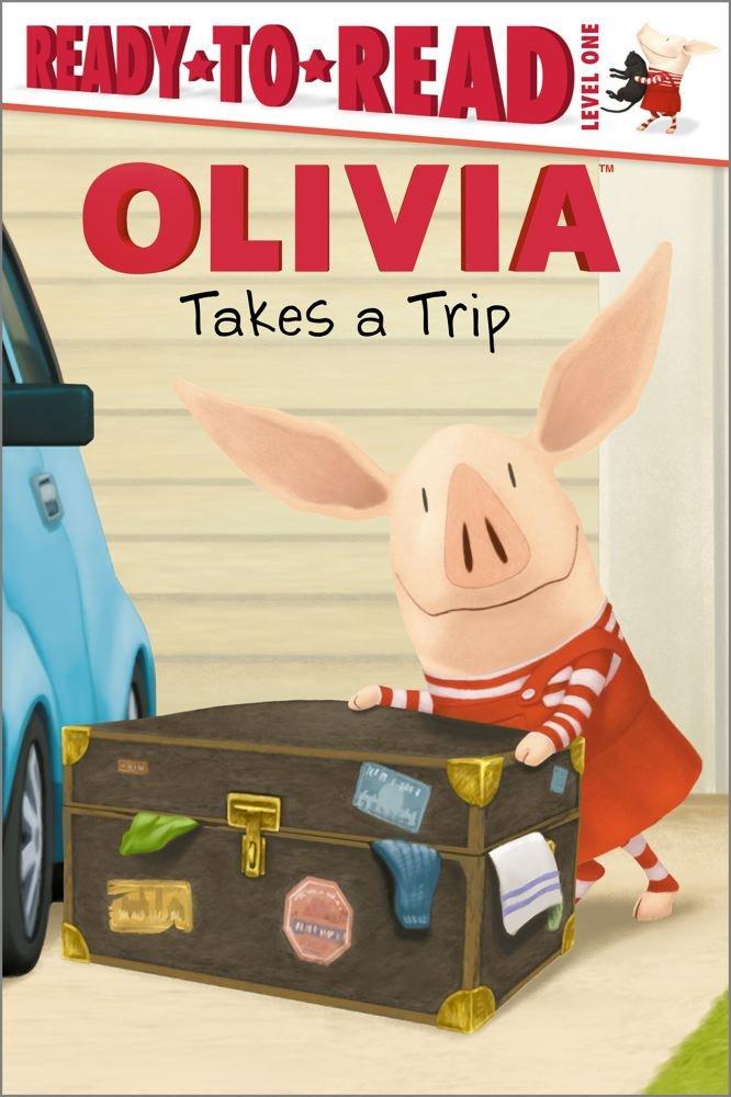 OLIVIA Takes a Trip (Olivia TV Tie-in) PDF