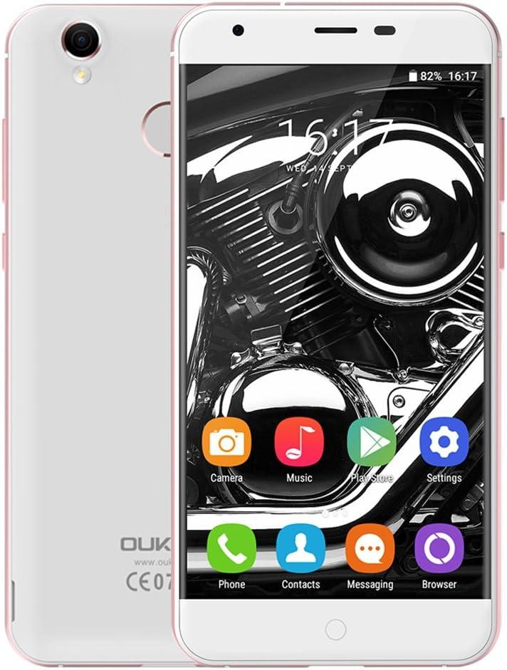 OUKITEL K7000 Smartphone 4G LTE Android 6.0 Quad Core 5.0