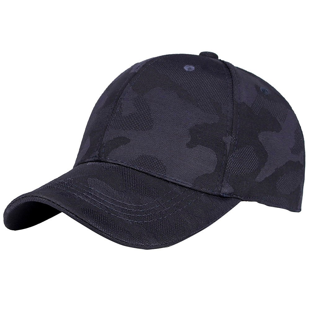 LUXISDE Unisex Men Women Camouflage Baseball Hat Snapback Hip-Hop Adjustable Youth Caps