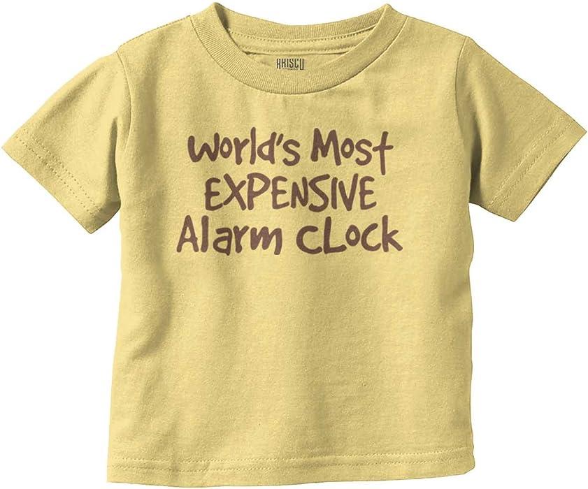 Amazon Com Brisco Brands World Most Expensive Alarm Clock Cute Baby