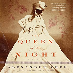 The Queen of the Night Audiobook