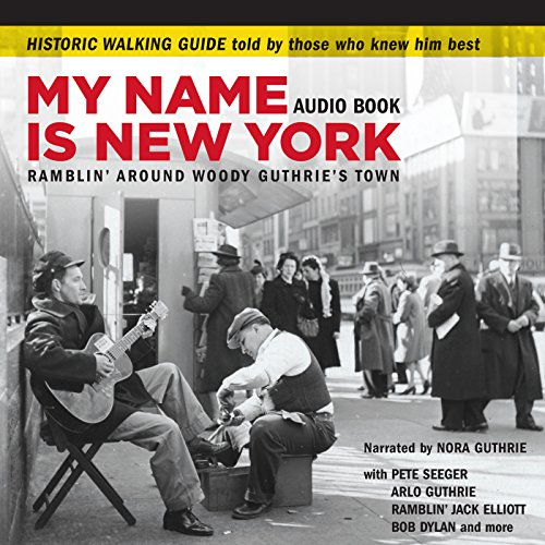 My Name Is New York - Deluxe Audio Book