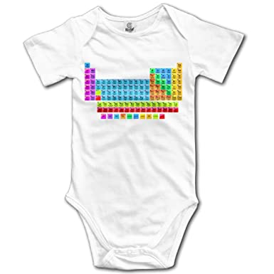 Amazon Love Hope Baby Periodic Table Of Elements Pretty Baby