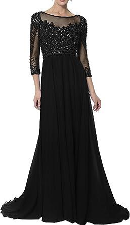 Toponline Womens Elegant Chiffon Sleeveless Wedding Party Short Dress Bridesmaid Dress