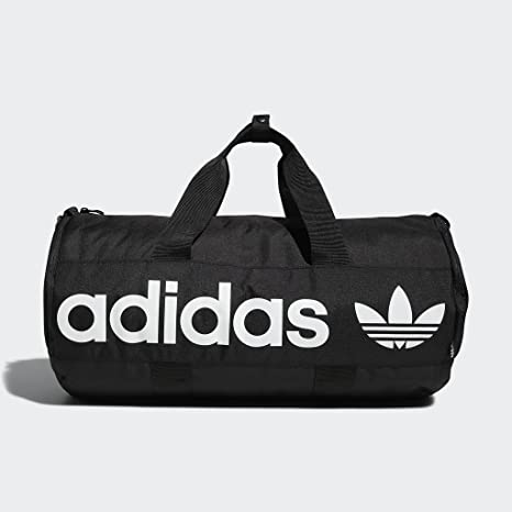 83fa7b320d Amazon.com  adidas Originals Paneled Roll Duffel Bag