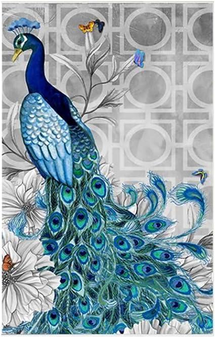 Diamond Painting Embroidery Cross Stitch Rhinestones Needlework Crafts Art Kits