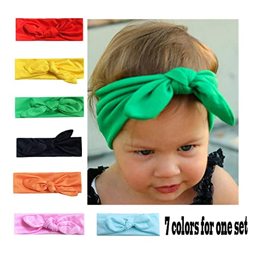 Image Unavailable. Image not available for. Color  Dsa Baby Girl Headbands  Turban ... ff0076be30f