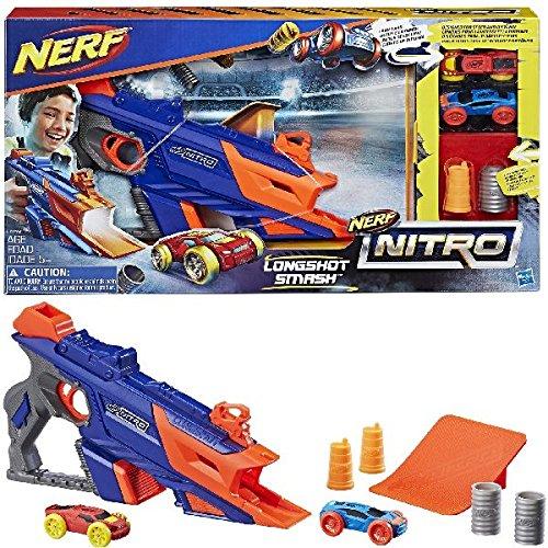 NERF Nitro Longshot Smash ()