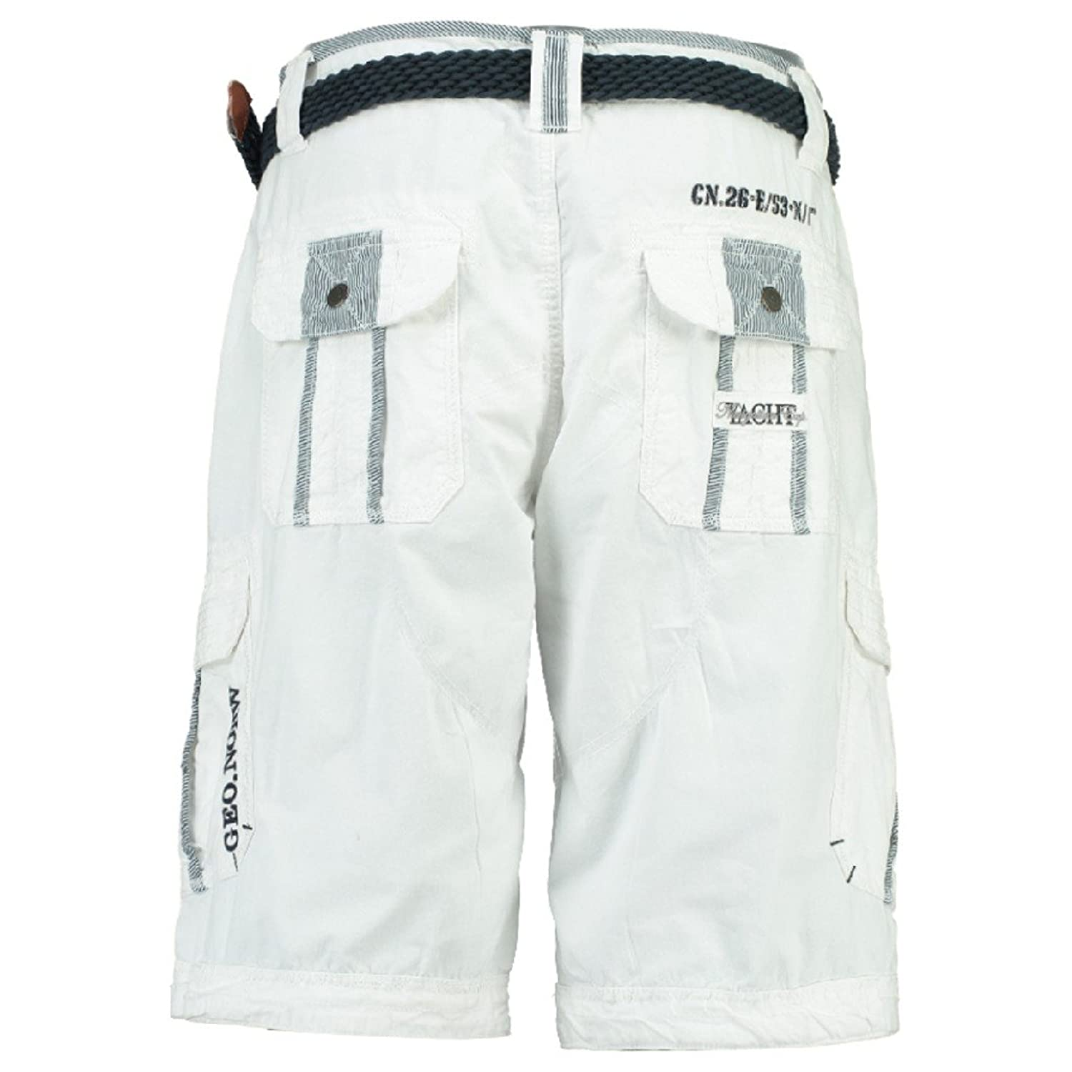 Parasha men Shorts Bermudashorts von Geographical Norway: Amazon.de:  Bekleidung