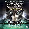 Magnus Chase and the Hammer of Thor Audiobook by Rick Riordan Narrated by Kieran Culkin