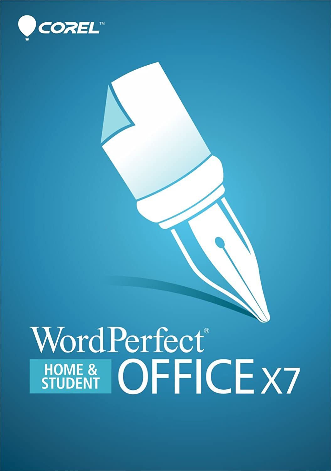 WordPerfect Office X7 Home & Student [Download]
