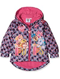 Paw Patrol Puppy Flowers Winter Rain Jacket With Carry Pouch New 2017-2018
