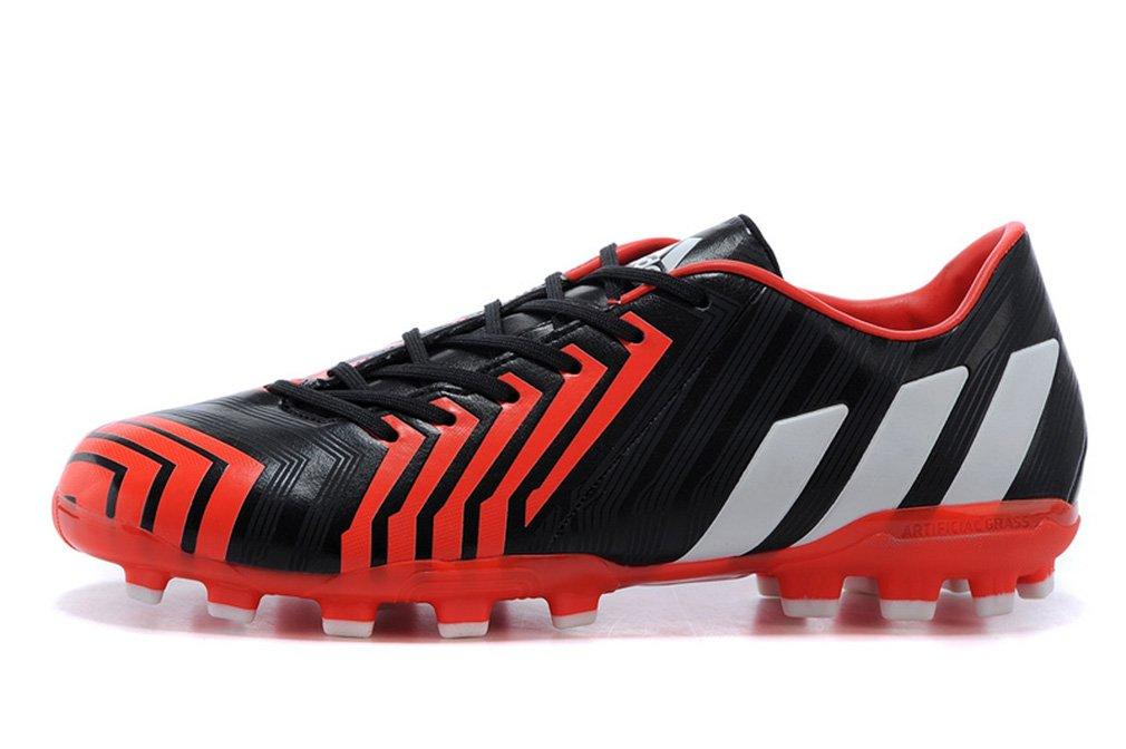 Herren-Fußballschuhe PROTATOR XIV Absolion Instinct AG Core schwarzWeißsolar Niedrig Fußball Schuhe Fußball Stiefel