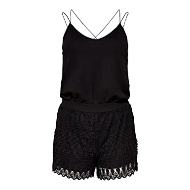 Only Women's Onlsalis S/l JRS Playsuit For Sale Free Shipping 7tBxCUmuwj