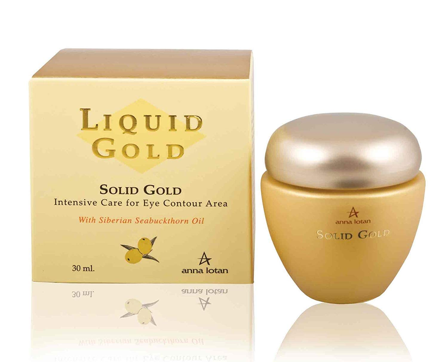 Anna Lotan Liquid Gold Solid Gold 30ml