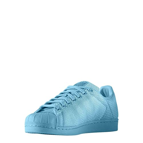 Blue Sneaker co Amazon Adidas S75178 Originals uk Superstar Weave wtPfPqAUI