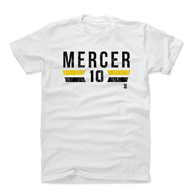 1dfb08b2e Amazon.com : 500 LEVEL Jordy Mercer Shirt - Pittsburgh Baseball Men's  Apparel - Jordy Mercer Pittsburgh Font : Sports & Outdoors