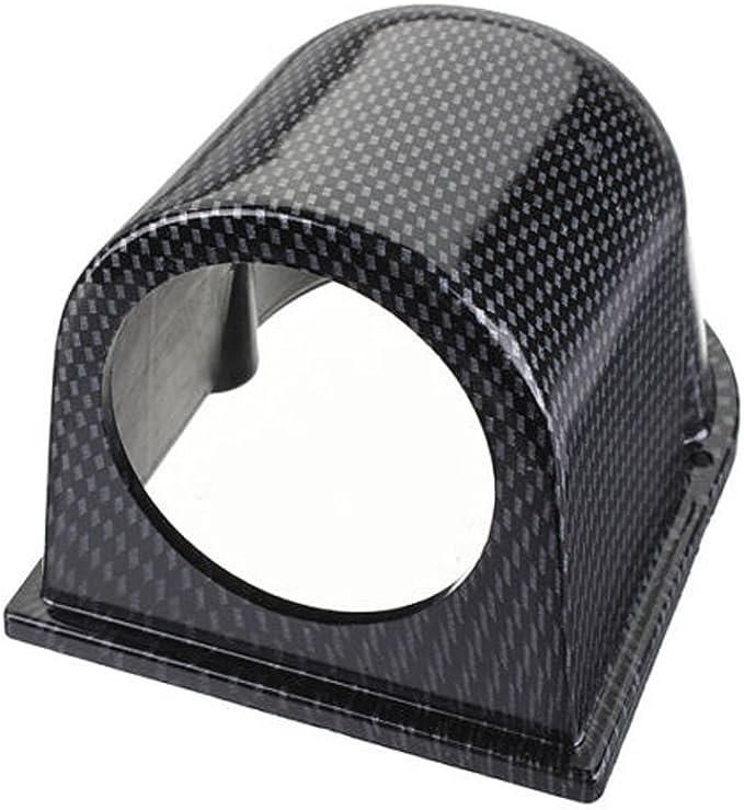 Mintice 52mm Kohlefaser Universal Gauge Pod Halter Halter Auto Gauge Halterung Bracket Instrumentenhalter Auto