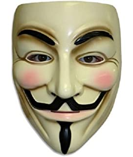 v for vendetta mask symbolism