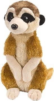 """NEW Meerkat MINI soft plush toy 8/""""//20cm Cuddlekins MINI by WILD REPUBLIC"""