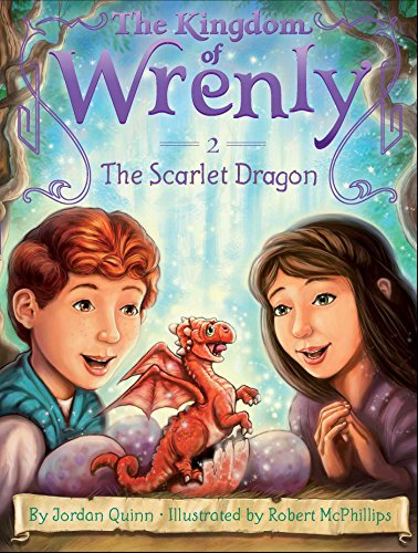 The Scarlet Dragon (The Kingdom of Wrenly) by Little Simon