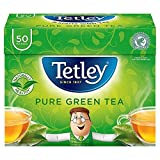 Cheap Tetley Pure Green Tea Bags – 50 per pack