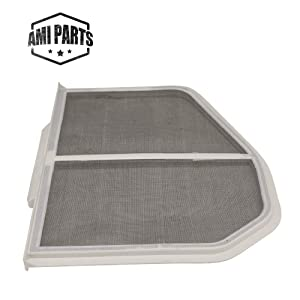 W10120998 Dryer Lint Screen Filter Replacement Part by AMI PARTS - Compatible with Whirlpool, Kenmore, Roper & Sears Dryers