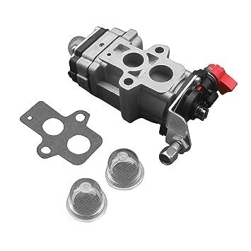 Asequible partes carburador para Walbro wya-79 wya-79 - 1 ...