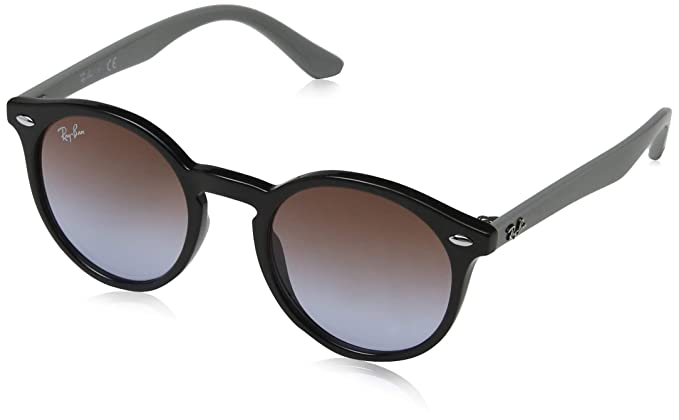 Ray-Ban Unisex-Adult Injected Unisex Sunglass 0RB2448N Square Sunglasses