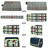 shangda Picnic & Outdoor Extra Large Blanket For