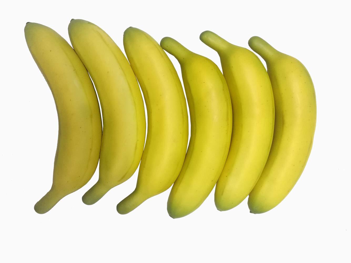 6pcs-Set-Fake-Banana-Artificial-Fruit-Lifelike-Yellow-Bananas-for-Home-Kitchen-Store-Decoration