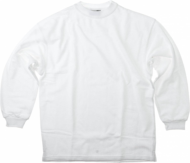 Sweatshirt Plain Pullover Men's Blank Sweater Jumper PROMODORO