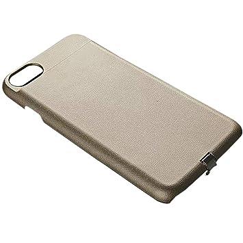 Qi cargador inalámbrico receptor funda para teléfono móvil ...