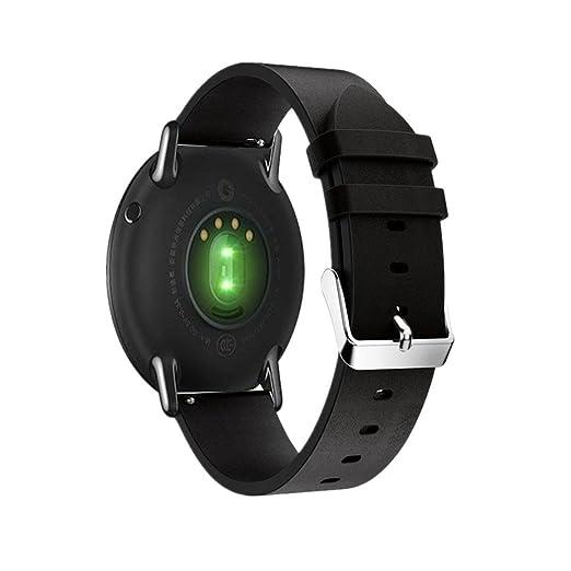 Amazon.com: Alonea Replacement Leather Watch Bracelet Strap ...
