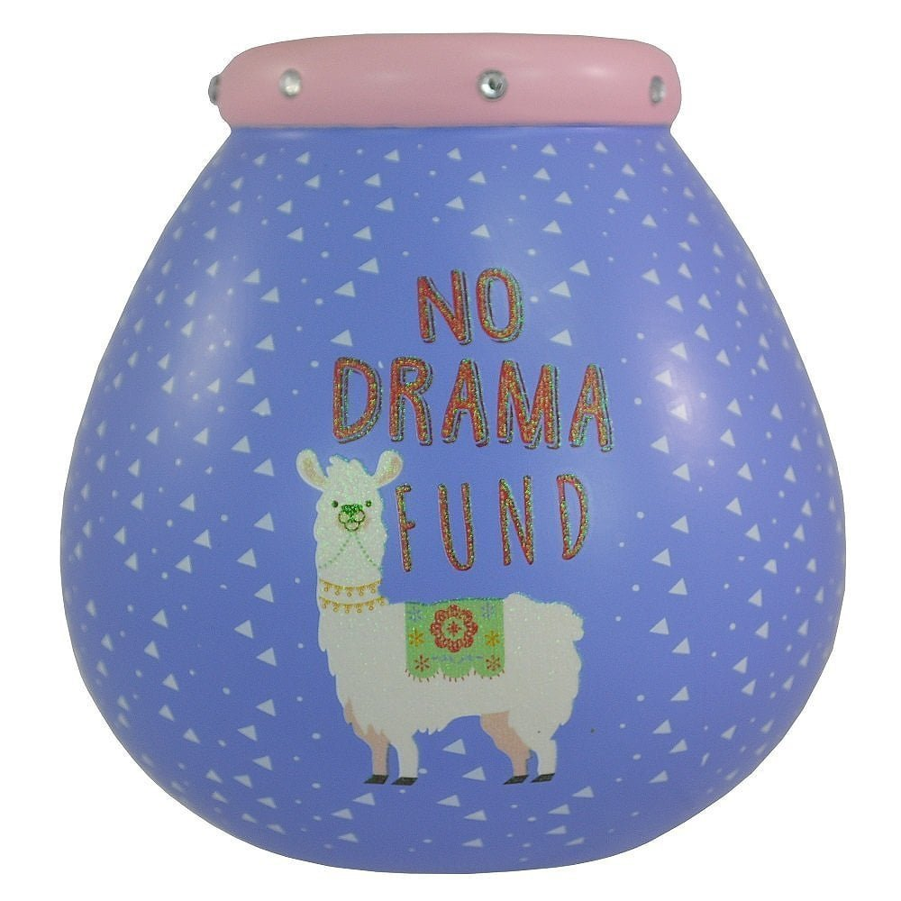 Xpressions Pots of Dreams - Llama No Drama Fund by Xpressions