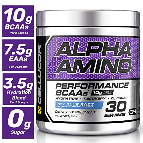 Cellucor Alpha Amino Acid Supplement with BCAA