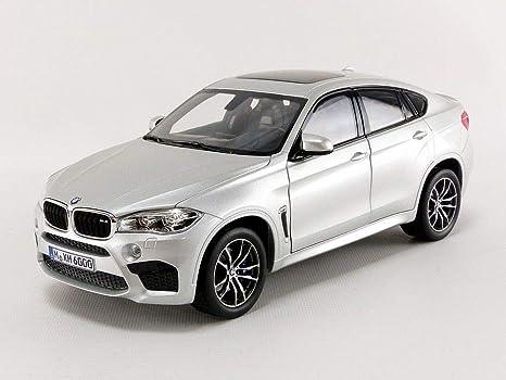 BMW X6 M 2015 voiture miniature 1//18e NOREV 183200