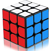 Aiduy 3x3 Speed 3D Puzzles Cube, Magic Cube Enhanced Edition Smooth , New Anti-Pop Structure Speed Cube, Colorful