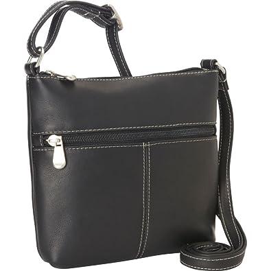 Le Donne Leather Women s Lifestyle Cross Body Bag 9232b8279c551