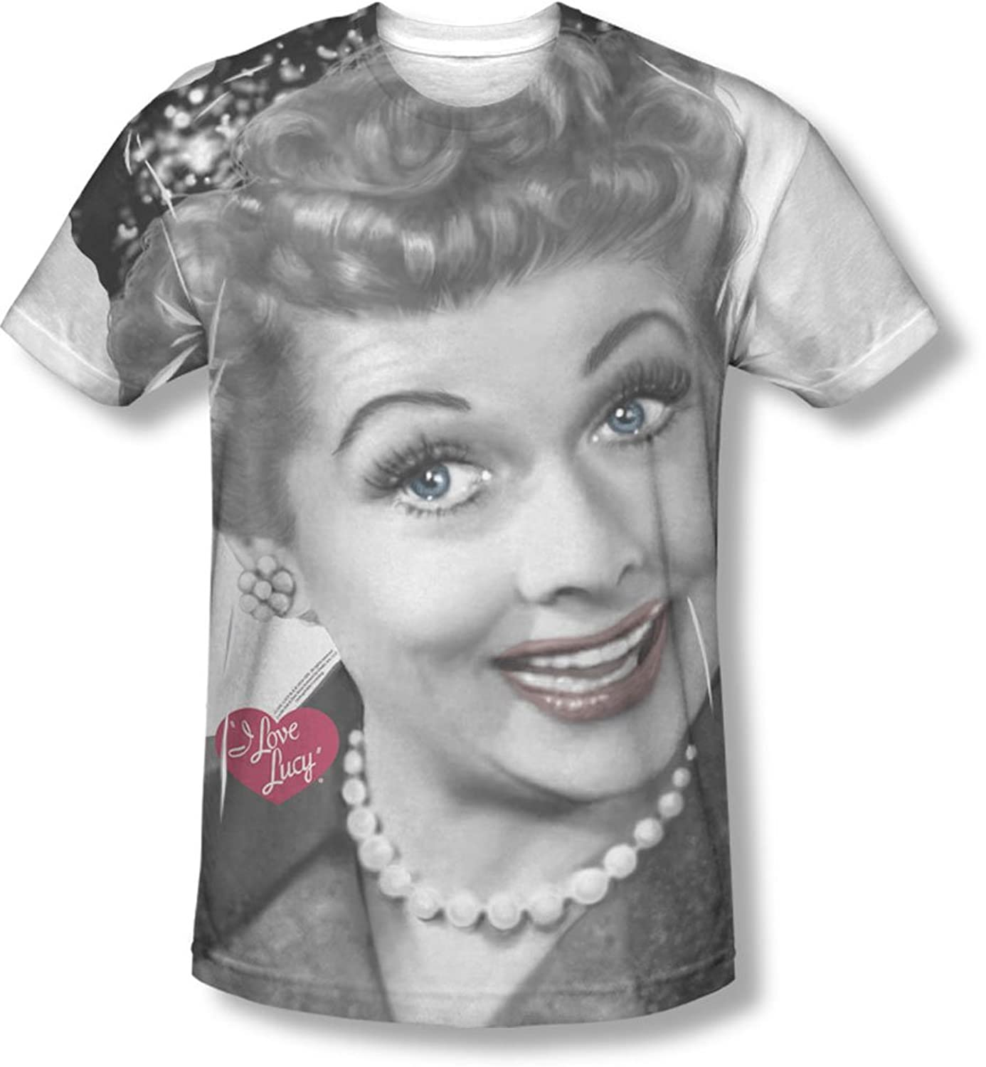 I Love Lucy - Mens Timeless T-Shirt